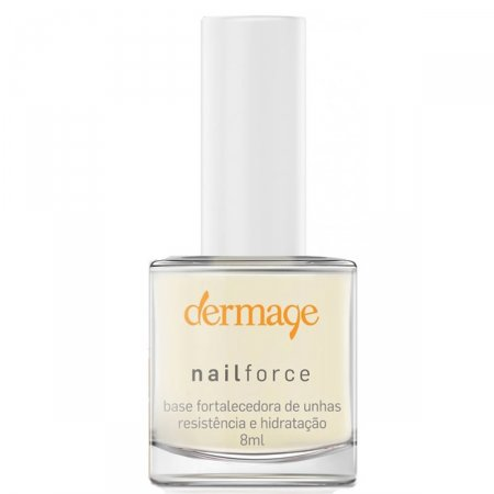 Base Fortalecedora de Unhas Dermage Nailforce com 8ml