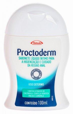 Sabonete Líquido Íntimo Proctoderm com 100ml