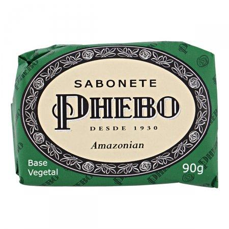 Sabonete em Barra Phebo Amazonian