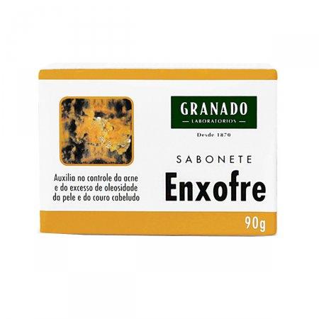 Sabonete Granado Enxofre Barra 90g