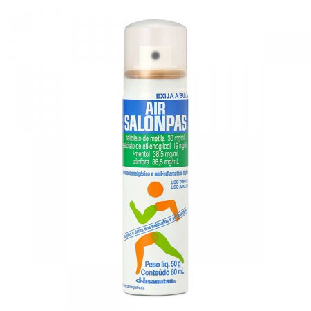 Air Salonpas Aerosol 80ml