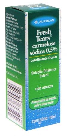 Colírio Fresh Tears com 10ml