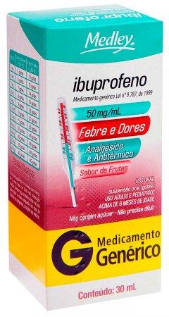 Ibuprofeno 50mg/ml