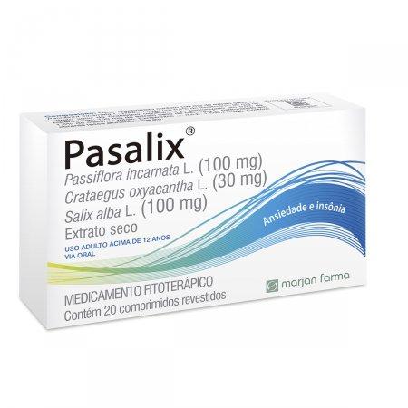 Pasalix Com 20 Comprimidos