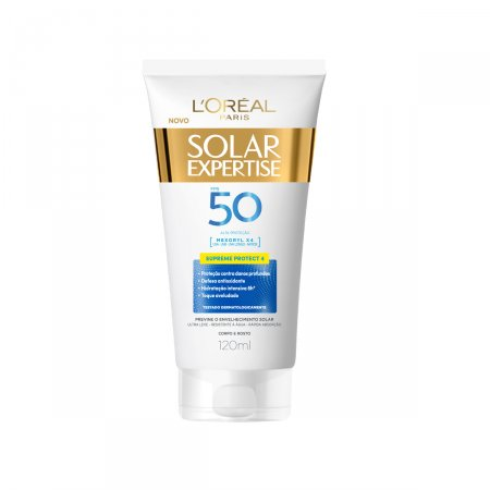 Protetor Solar L'Oréal Expertise Supreme Protect 4 FPS50