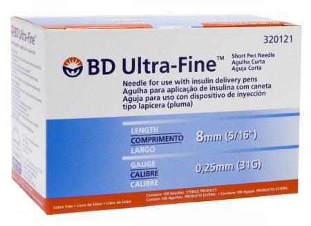Agulha para Caneta Ultra Fine 8mm