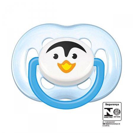 Chupeta Philips Avent Freeflow Pinguim Menino