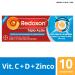 Redoxon Tripla Ação com 10 Comprimidos Efervescentes | Onofre.com Foto 2