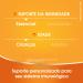 Redoxitos Vitamina C Sabor Laranja com 25 Gomas | Drogaraia.com Foto 3