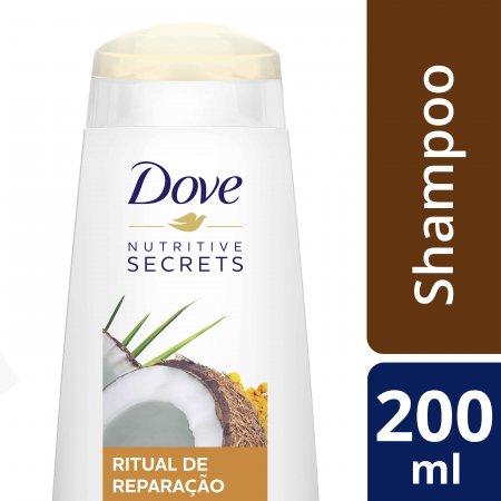 Shampoo Dove Ritual de Reparação 200ml