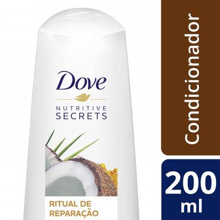 Condicionador Dove Ritual de Reparação 200ml