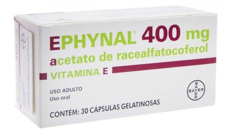 Ephynal 400mg Com 30 Comprimidos