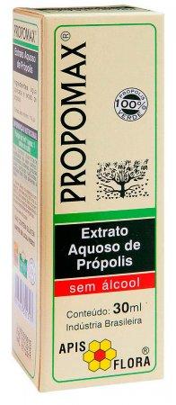 Propomax Extrato de Própolis Aquoso Sem Álcool com 30ml