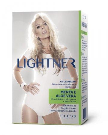 Kit Clareador Lightner Powder Free