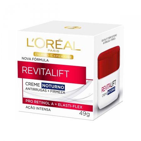 Creme Facial Antirrugas L'oréal Revitalift Noturno