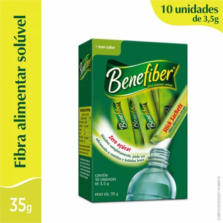 Benefiber Nutriose 3,5g 10 Sachês