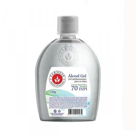 Álcool Gel para as Mãos Farnese 70%