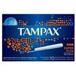 Absorvente Interno Tampax Super Plus