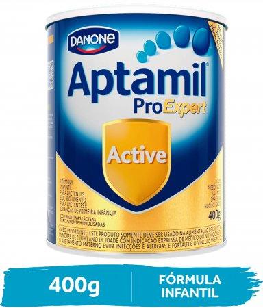 Fórmula Infantil Aptamil Pro Expert Active 400g