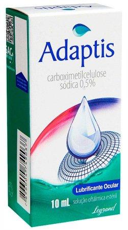 Adaptis 0,5% Colírio 10ml
