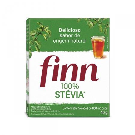 Adoçante Finn 100% Stévia