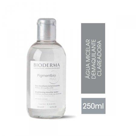 Água Micelar Demaquilante Bioderma Pigmentbio H2O Clareadora com 250ml