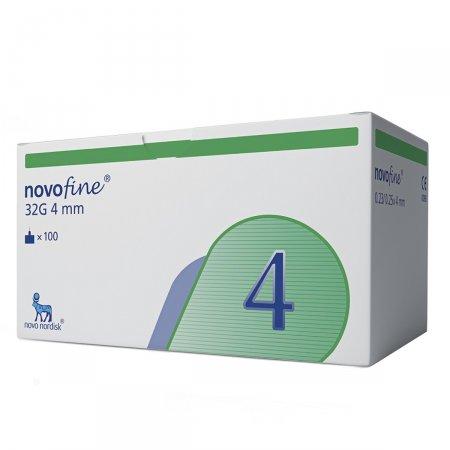 Agulha Descartável NovoFine 32G Tip Etw 4mm