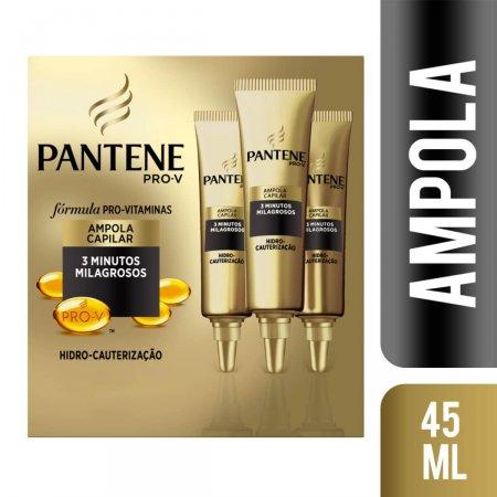 Ampola Pantene Hidro-Cauterização