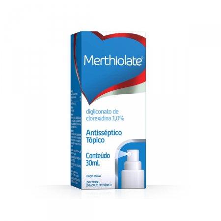 Antisséptico Tópico Merthiolate Spray