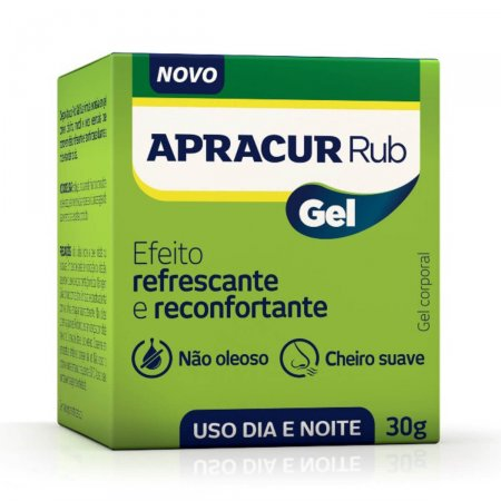 Apracur Rub Gel
