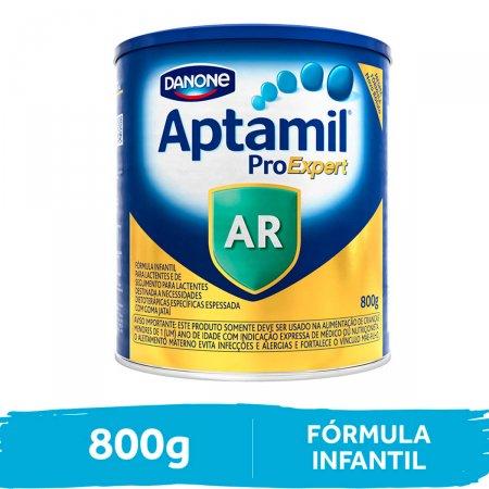 Fórmula Infantil Aptamil Pro Expert Ar 800g