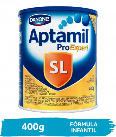 Fórmula Infantil Aptamil Pro Expert SL 400g