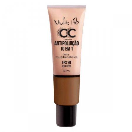 Base Vult CC Cream Antipoluição Cor MB06