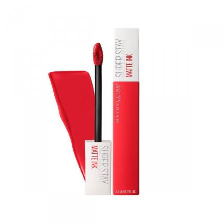 Batom Líquido Maybelline SuperStay Matte Ink Pioneer 5ml |