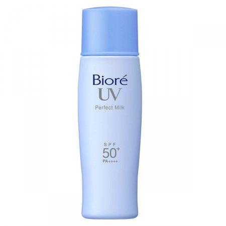 Protetor Solar Facial Bioré Perfect Milk FPS 50 com 40ml