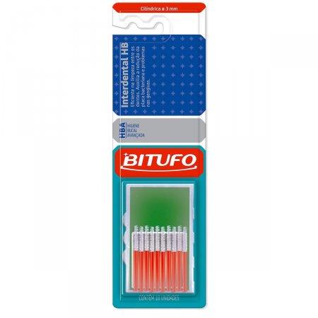 Escova Interdental Bitufo HB Extra Fina Cilíndrica