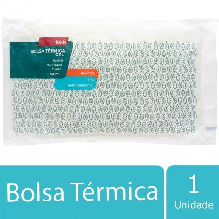 Bolsa Térmica Gel Needs Anticongelamento Média 1 Unidade   Onofre.com Foto 2