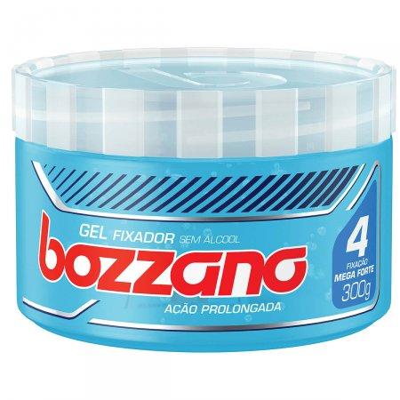 Gel Fixador Bozzano 300g Azul