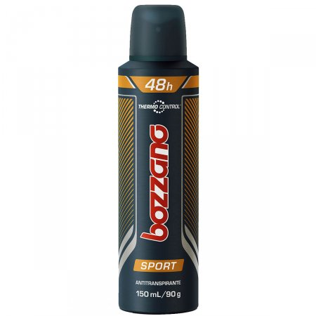 Desodorante Aerosol Bozzano Sport