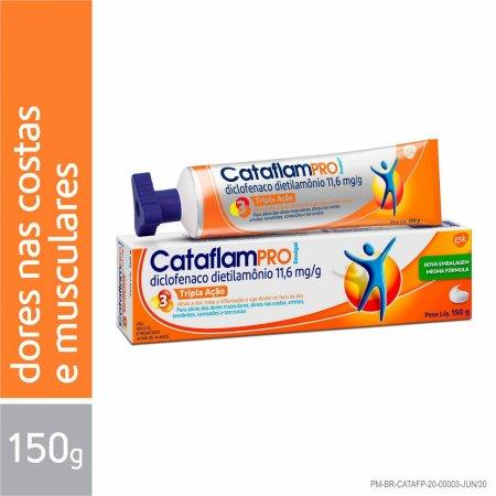 CataflamPro Emulgel 11,6mg/g com 150g