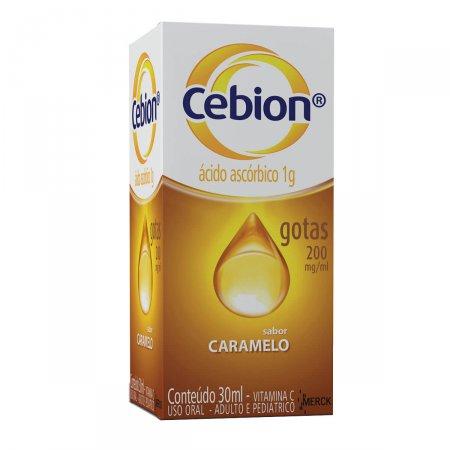 Cebion 200mg Gotas Oral Com 30ml