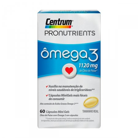 Centrum ProNutrients Ômega 3