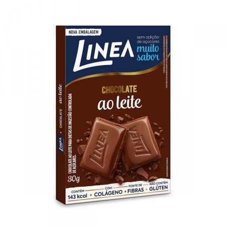 Chocolate Linea ao Leite Zero Açúcar