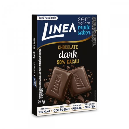 Chocolate Linea Dark Zero Açúcar