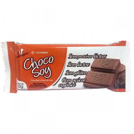 Chocolate ChocoSoy