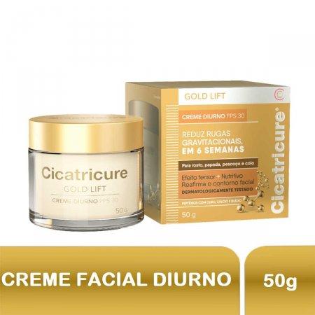 Cicatricure Gold Lift Diurno Creme Facial FPS 30 com 50g
