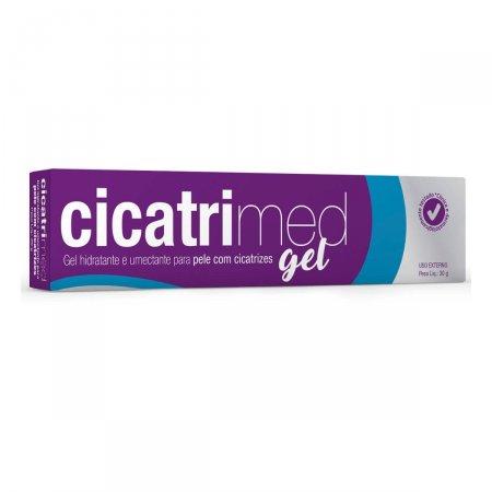Cicatrimed Gel com 30g
