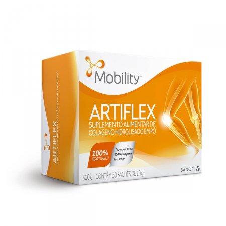 Colágeno Hidrolisado em Pó Mobility Artiflex com 30 sachês