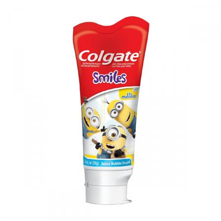 Pasta de Dente Infantil Colgate Smiles Minions com 100g