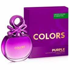 Perfume Benetton Colors Purple